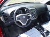 Hyundai i30 - interiér