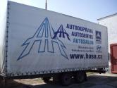 přívěs k  Ivecu Euro Cargo